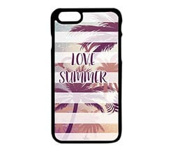 Cover iPhone 6 Love summer