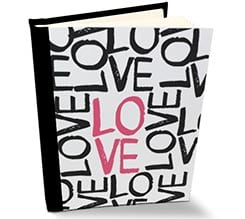 Album Retro Pelle Love words