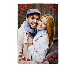 Coperta 100x150 Frame in love