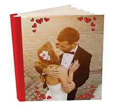 Album 26x30 con tasche Frame in love