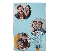 Coperta 100x150 My father