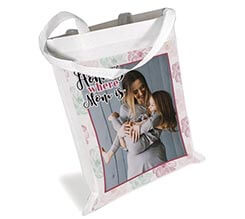 Borsa spesa Hom is mom