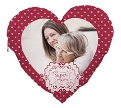 Cuscino Cuore Elite Super mom