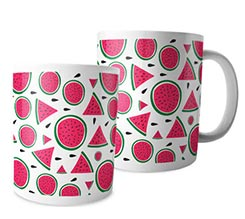Tazza panoramica Fruits
