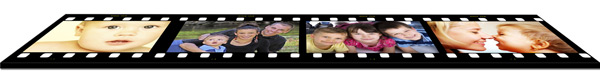 stampa digitale effetto cinema