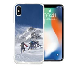 Crea Cover Silicone iPhone XS