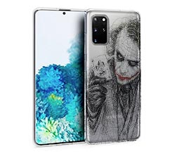 Cover trasparente Galaxy S20 Plus Joker