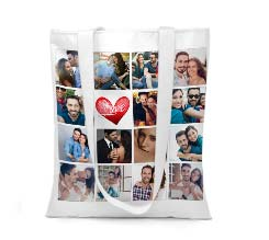 Borsa Shopping Collage of Love