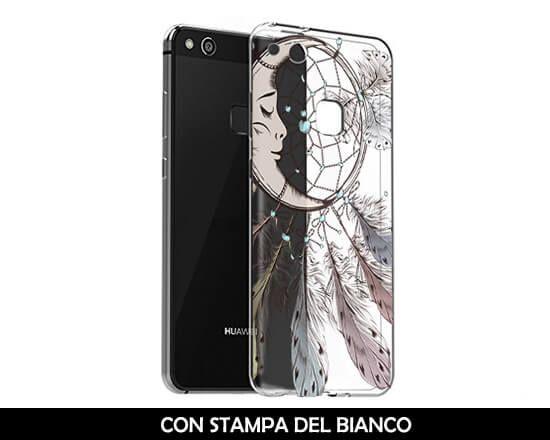 Cover trasparente Huawei p10 lite
