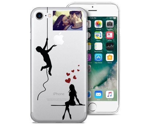 Cover iPhone 7 trasparente