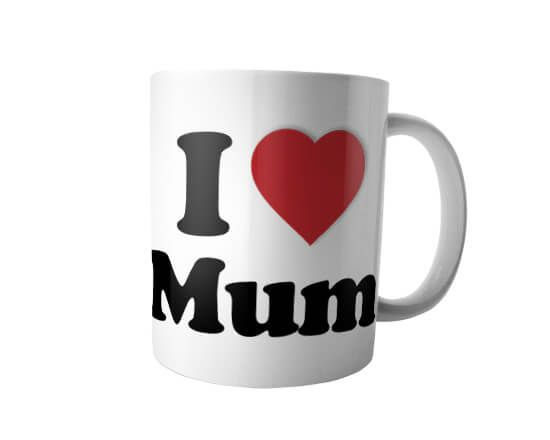 tazza panoramica i love mum