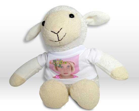 pecorella di peluche idea regalo Natale