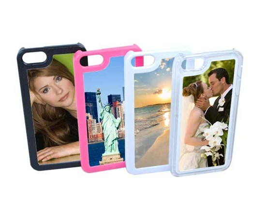 cover in gomma per iphone con foto