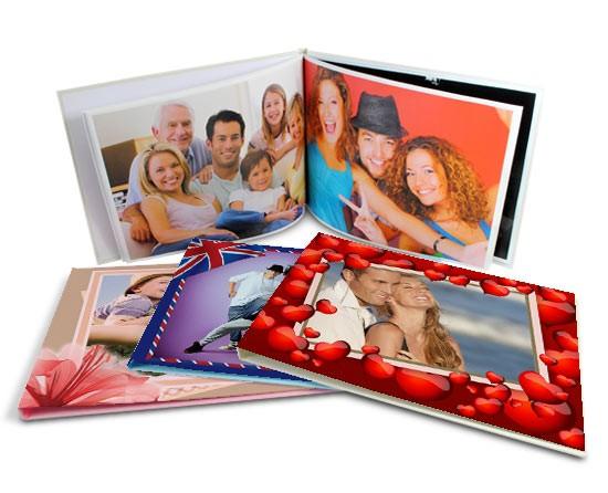 Fotolibro con copertina stampata