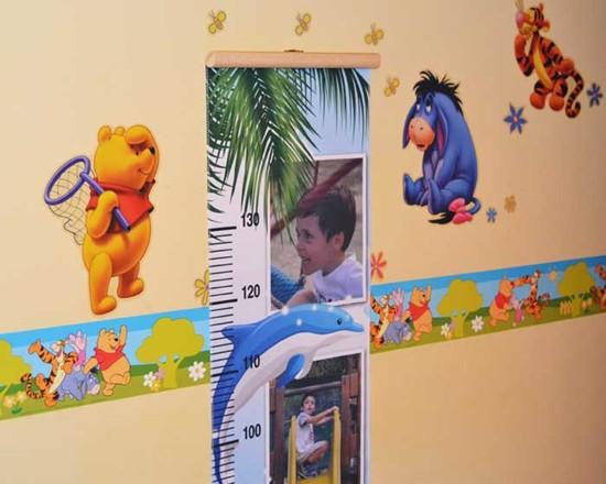 Metro misura bambini con foto