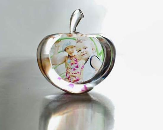 idea regalo per Natale foto su cristallo