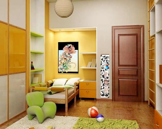 camera personalizzata oggetti per bamabini