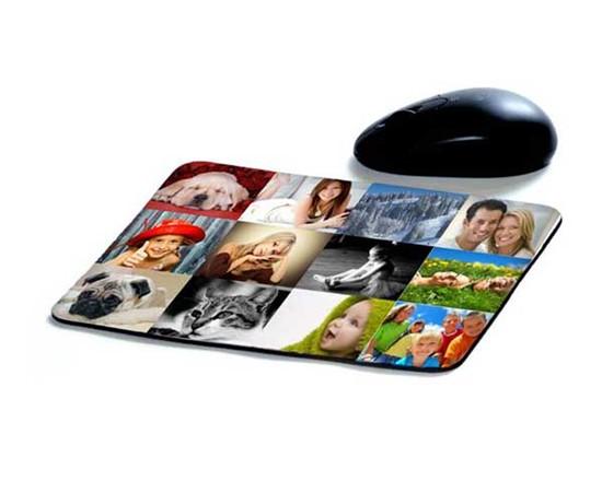 collage su mousepad