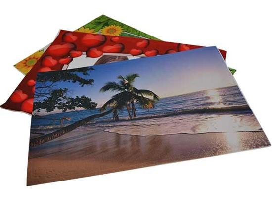 Tovagliette personalizzate con foto
