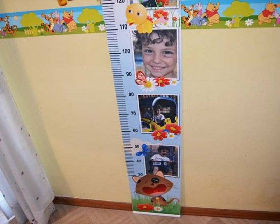 Misura bambini personalizzato