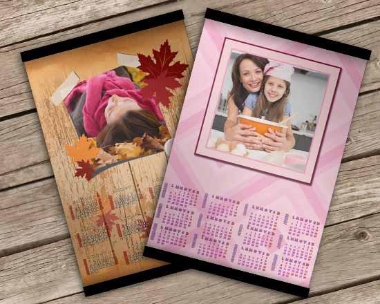 Calendario personalizzato con foto