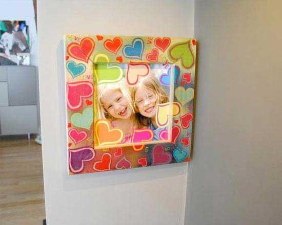 Quadretto legno personalizzato con foto