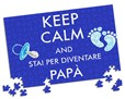 Puzzle A3 Keep calm dad