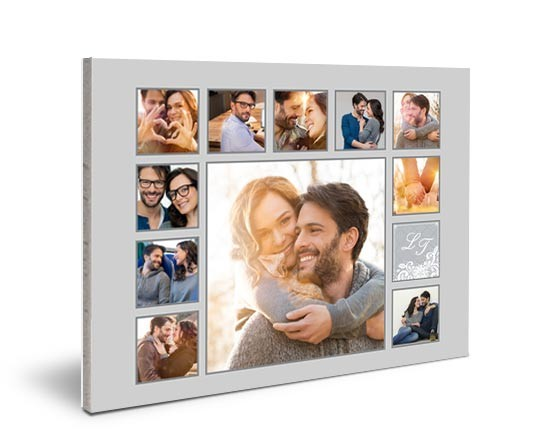 Kapafix Collage Grey frame