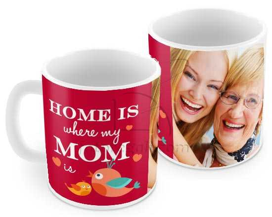 Tazza Panoramica Home is Mom