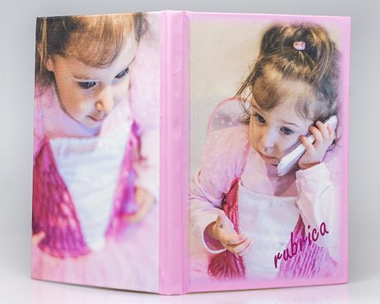 Rubrica personalizzata fotoregali.com