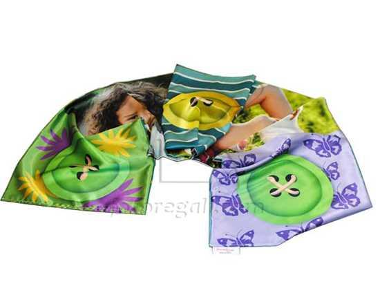 Sciarpa in raso personalizzata - Fotoregali.com b71675330fa0