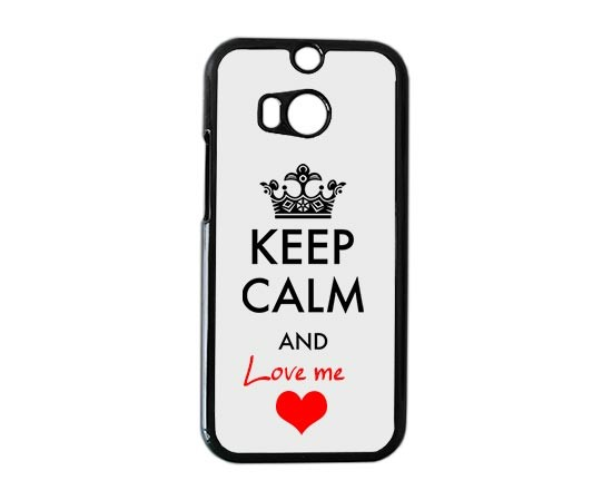 Cover Htc One M8 keep calm