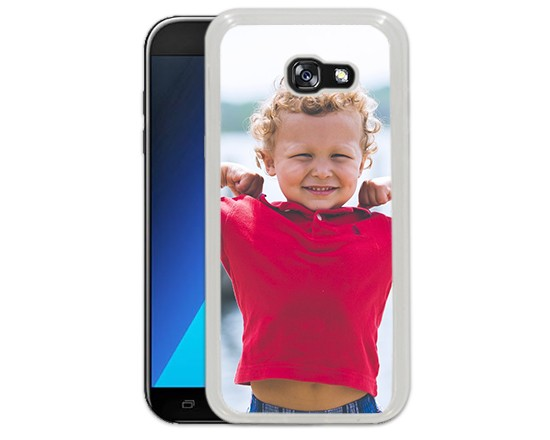 Crea Cover Galaxy A7 2017 in Silicone