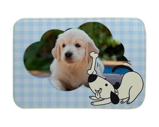 Tappeto Morbido Per Cani : Tappetino per animali cloud fotoregali