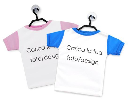 Personalizza Mini T Shirt Fotoregalicom