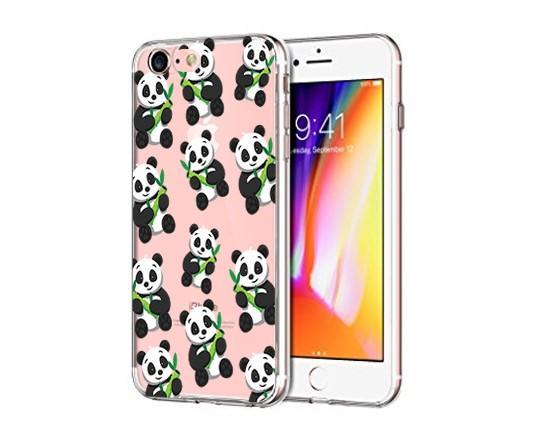 cover trasparente iphone 8