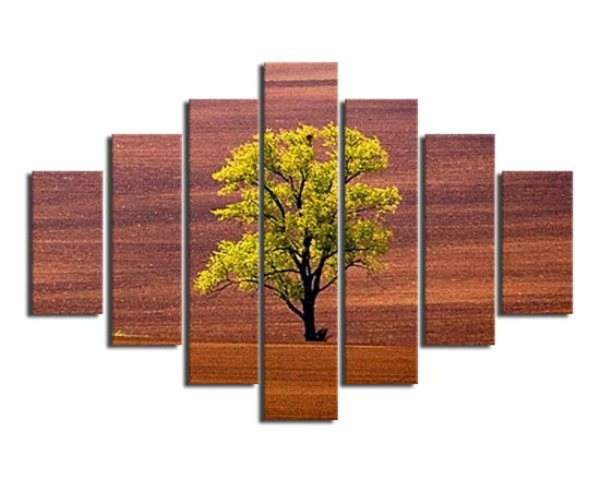 9 Vertical Pannelli Quadri Moderni - Fotoregali.com