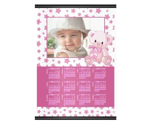 Calendario a3 pagina singola stelle for 3 stelle arreda