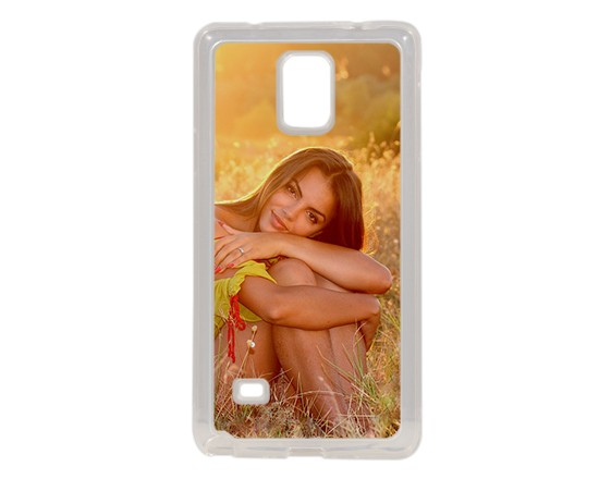 Stampa Cover Galaxy Note 4 Silicone