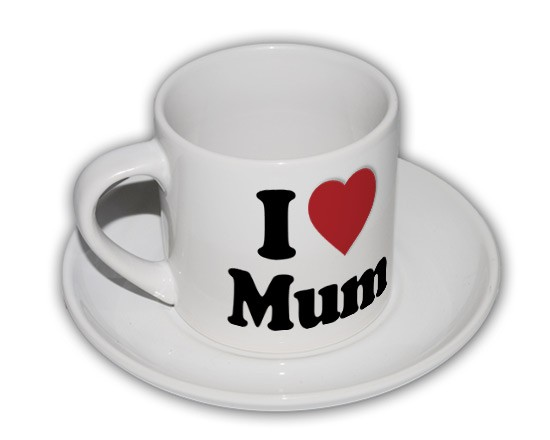 Tazza Coffee Love mum