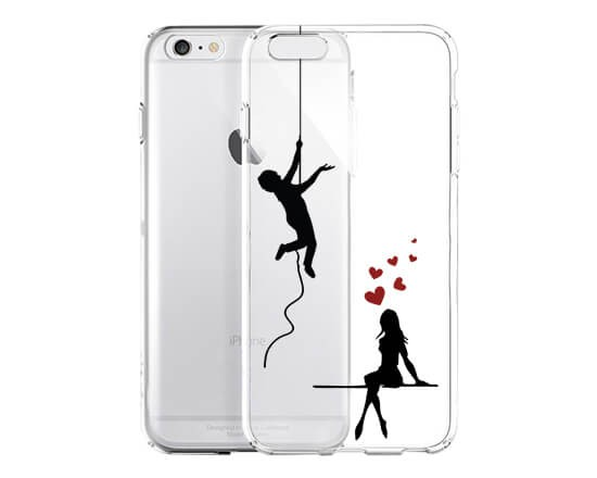 Cover Trasparente iPhone 6 Apple for you