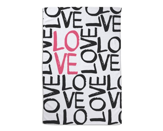 Coperta 100x150 Love words