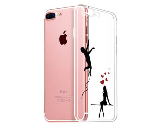 Cover Trasparente iPhone 8 Plus Apple for you