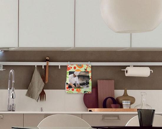 Crea portarotolo da cucina da parete - Portarotolo cucina ...